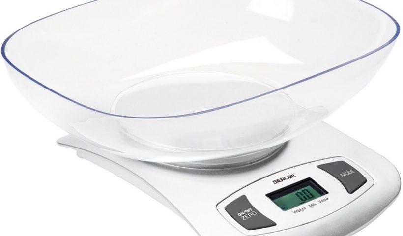Nejprodávanější kuchyňské váhy