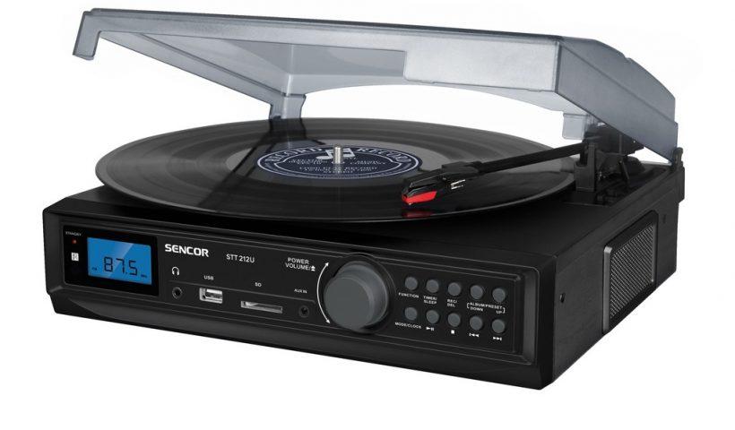 Nejprodávanější gramofony